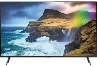 SAMSUNG GQ49Q70R QLED TV (Flat, 49 Zoll / 123 cm, UHD 4K, SMART TV)
