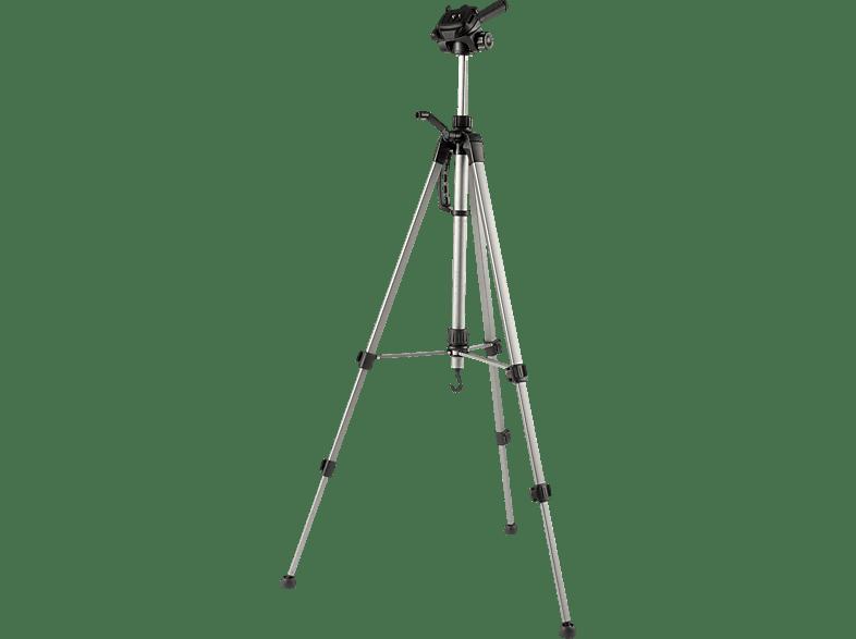 CULLMANN Alpha 2800  Dreibeinstativ, Silber, Höhe offen bis 184.5 cm