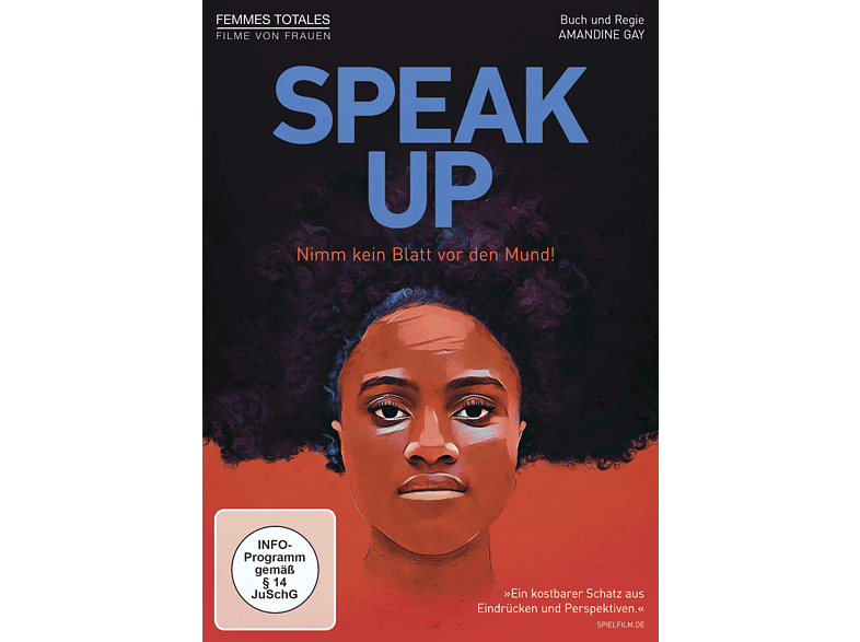 Speak Up [DVD]