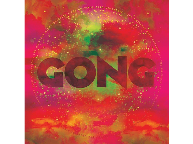 Gong - The Universe Also Collapses [CD]