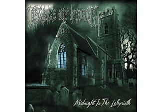 Cradle Of Filth - Midnight In The Labyrinth  - (Vinyl)