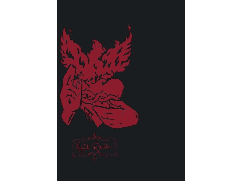 Crippled Black Phoenix - Night Raider [Vinyl]