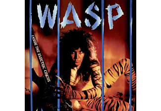 W.A.S.P. - Inside The Electric Circus - (CD)