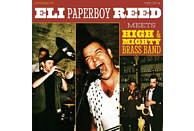 "Eli ""paperboy"" Reed - Meets High & Mighty Brass Band [Vinyl]"
