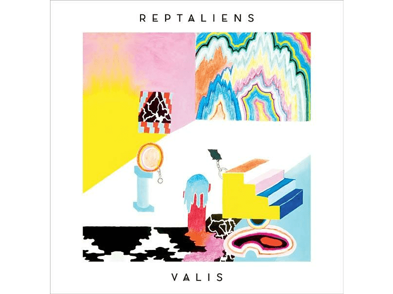 Reptaliens - Valis [Vinyl]