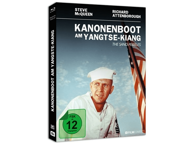 Kanonenboot am Yangtse-Kiang [Blu-ray]