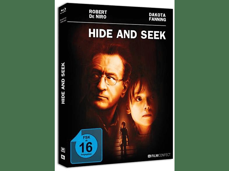 Hide and Seek - Du kannst dich nicht verstecken [Blu-ray]