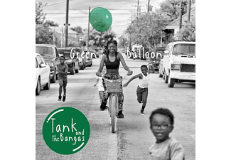 Tank And The Bangas - Green Balloon - (CD)