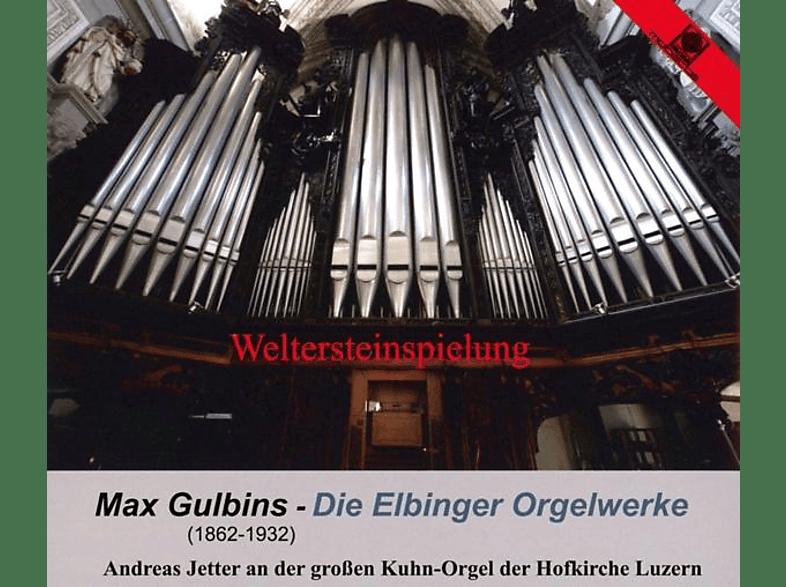 Andreas Jetter - Die Elbinger Orgelwerke [CD]