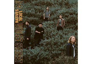 Local Natives - Violet Street (Vinyl)  - (Vinyl)