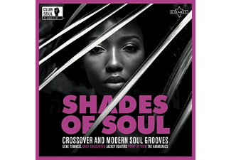 VARIOUS - Shades Of Soul-Crossover & Modern Soul Grooves - (Vinyl)