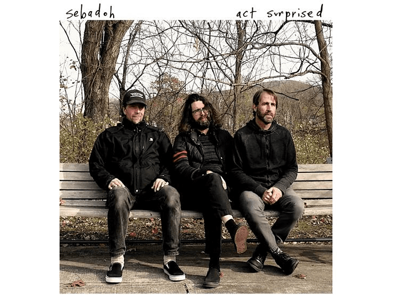 Sebadoh - Act Surprised [Vinyl]
