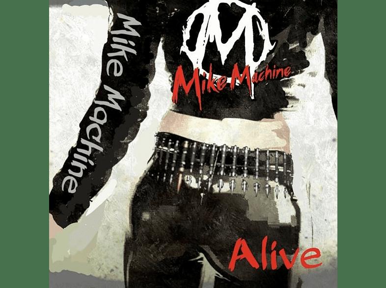 Mike Machine - ALIVE [CD]