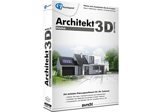 PC - Architekt 3D Home: Version 20 /D