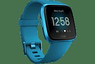 FITBIT Versa Lite Smartwatch Aluminium Kunststoff, S,L, Marine Blau