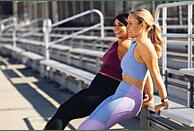 FITBIT Inspire HR, Fitnesstracker, S, L, Flieder