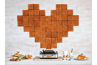 SAGE SWM620BSS4EEU1 The Smart Waffle Waffeleisen Silber