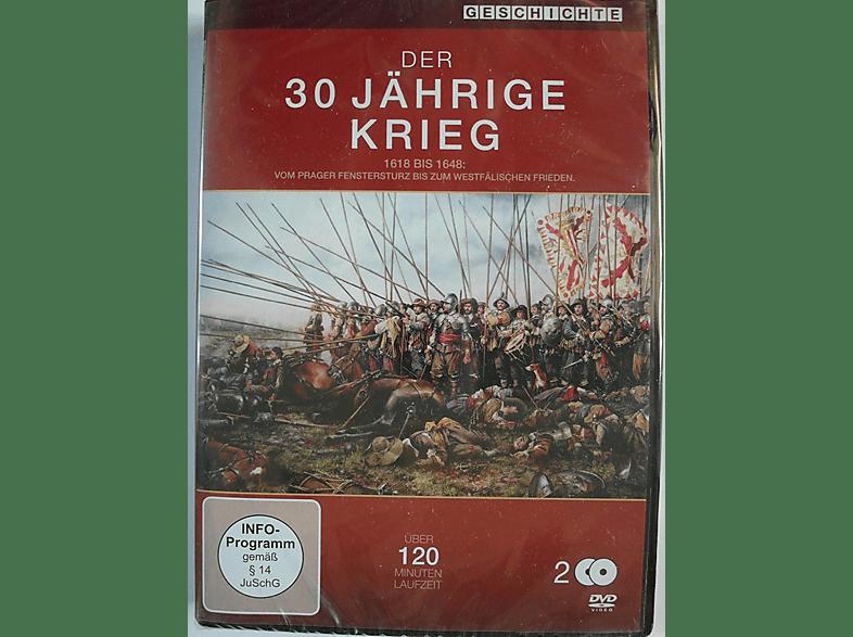 Der 30jährige Krieg - 1618 bis 1848 Vom Prager Fenstersturz bis zum westfälischen Frieden [DVD]