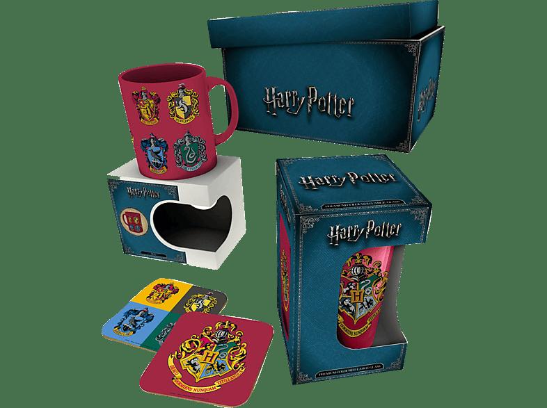 EMPIRE Harry Potter - Crests - Geschenk-Set Geschenk-Set, Mehrfarbig
