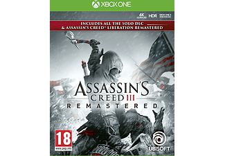 Xbox One - Assassin's Creed III Remastered /Mehrsprachig