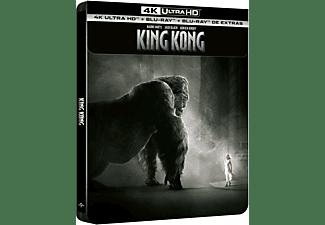 King Kong - 4K UHD + Blu-ray + Blu-ray Extras