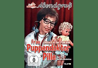 Frau Puppendoktor Pille:Besuch in der Poliklinik DVD