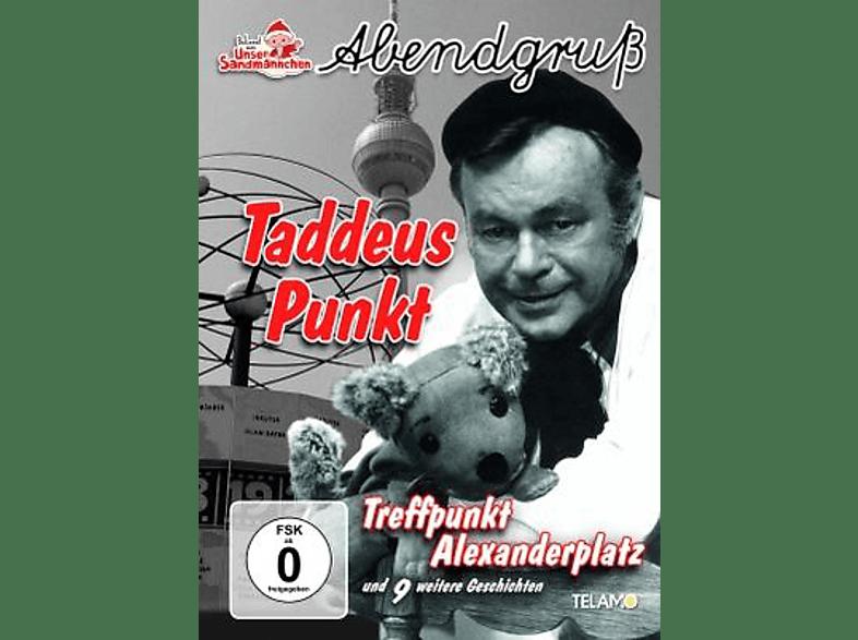 Taddeus Punkt:Treffpunkt Alexanderplatz [DVD]