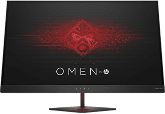 "HP OMEN 27 - Monitor da gaming (27 "", QHD, 165 Hz, Nero)"