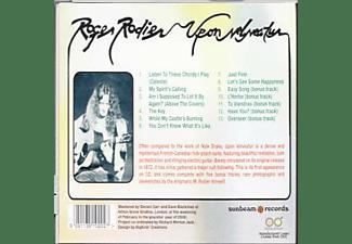 Roger Rodier - Upon Velveatur (Digipak-Edition+Bonus)  - (CD)