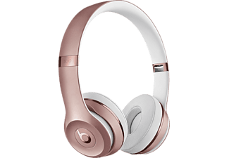 BEATS Solo3 Wireless - Casque Bluetooth (On-ear, Or rose)