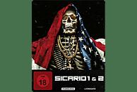 Sicario 1 & 2 (Limited Steel-Edition) [Blu-ray]