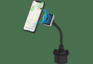XLAYER magfix Getränke Magnethalterung, Schwarz