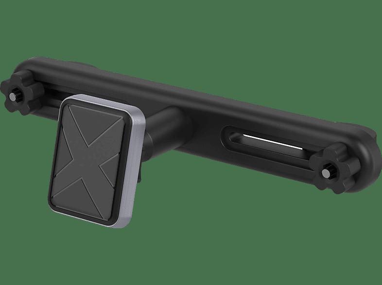 XLAYER magfix Kopfstützen Magnethalterung, Schwarz