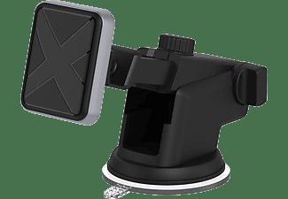 XLAYER magfix Frontscheiben & Armaturenbrett Magnethalterung, Schwarz