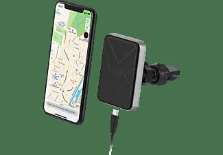 XLAYER magfix Wireless Charging Magnethalterung, Schwarz
