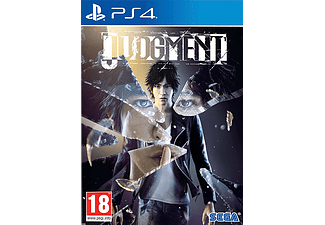 PS4 - Judgment /I