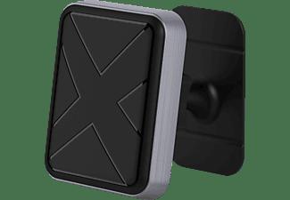 XLAYER magfix Magnethalterung für alle glatten Oberflächen, Schwarz