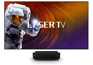 "Laser TV - Hisense H100LDA, 100"", 254 cm, 4K, Ultra HD, Smart TV"