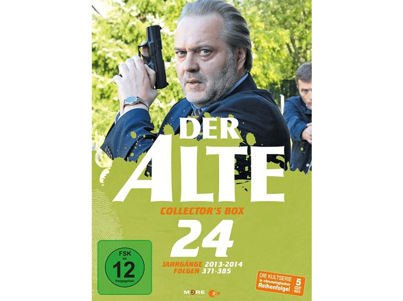 Der Alte Collector's Box Vol.24 (15 Folgen/5 DVD) [DVD]