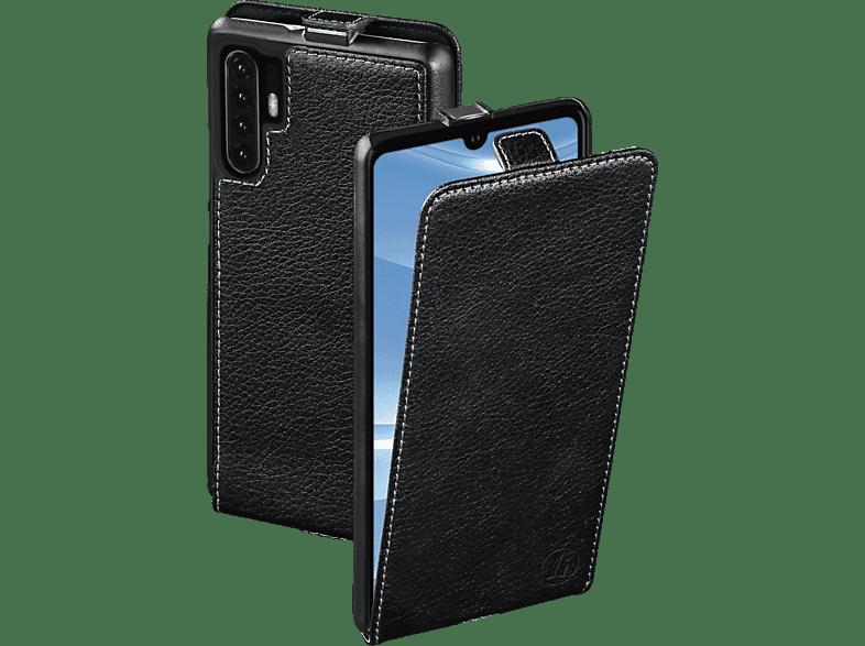HAMA Smart Case , Flip Cover, Huawei, P30 Pro, Leder (Obermaterial), Schwarz