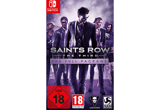 Saints Row: The Third - The Full Package für Nintendo Switch