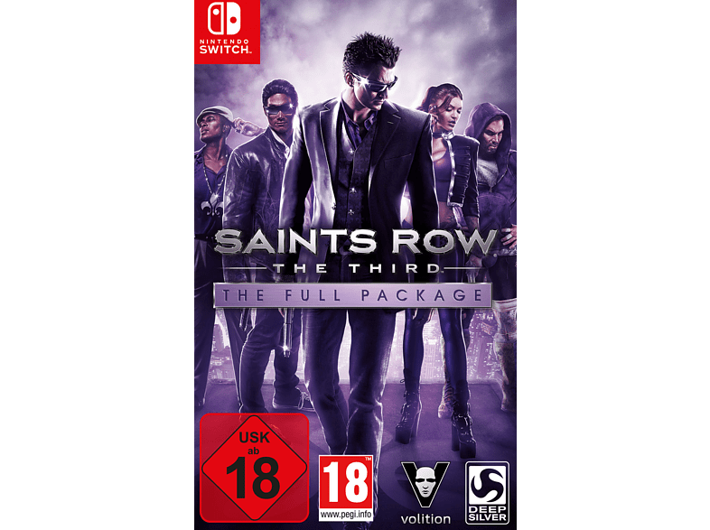 Saints Row: The Third - The Full Package [Nintendo Switch]