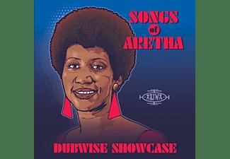 VARIOUS - Songs Of Aretha  - (Vinyl)
