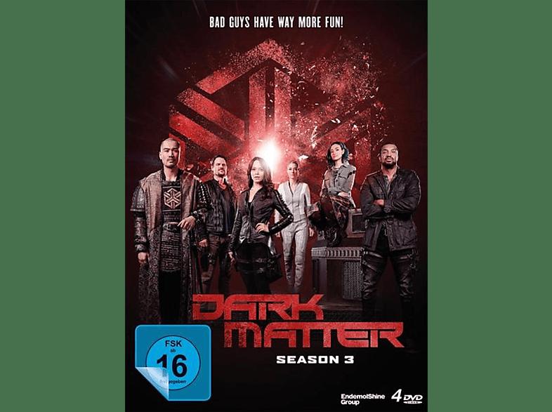 Dark Matter-Die Komplette 3.Staffel (4 DVDs) [DVD]