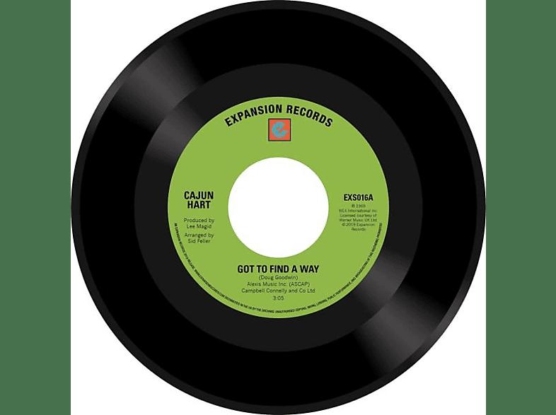 Cajun Heart - Got To Find A Way/Lover's Prayer [Vinyl]