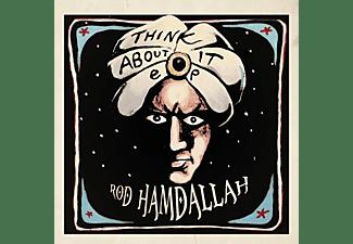 Rod Hamdallah - Thing About It (EP)  - (EP (analog))