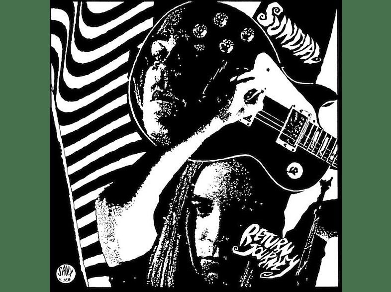 Sun Dial - Return Journey (Lim.Ed./Clear Vinyl) [Vinyl]