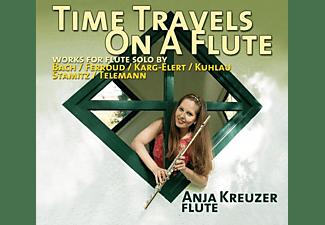 Anja Kreuzer (flöte) - Werke für Flöte Solo  - (CD)