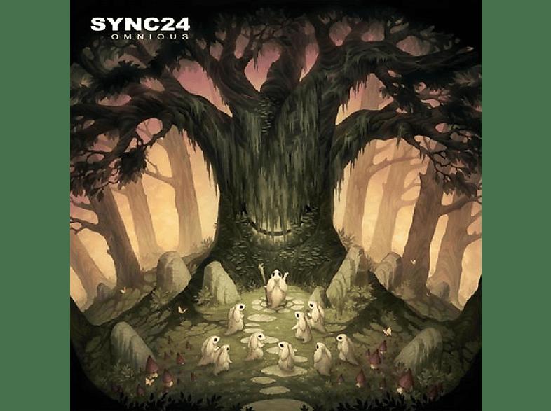 Sync 24 - Omninous [CD]