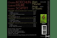 Alain Meunier / Anne le Bozec - Oeuvres Pour Violoncello Et Piano [CD]
